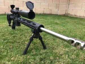 6.5 Creedmoor AR-10